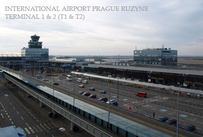 Aéroport de Prague Terminal 1